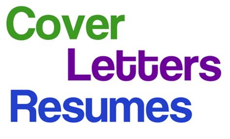 Free cover letter samples and jobs